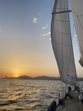 Rental yacht Ibiza Island - Sorrento Vagabundo 53 pies on SamBoat