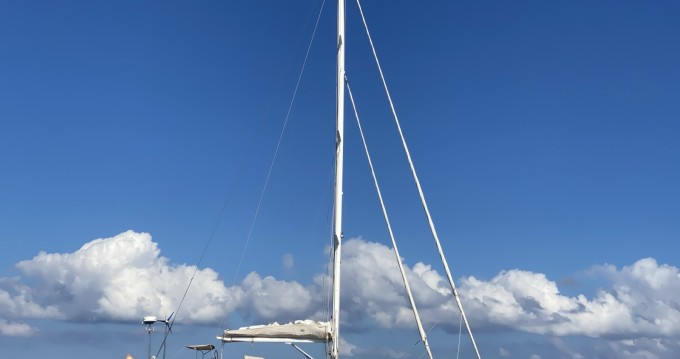 Rental Sailboat Sorrento with a permit