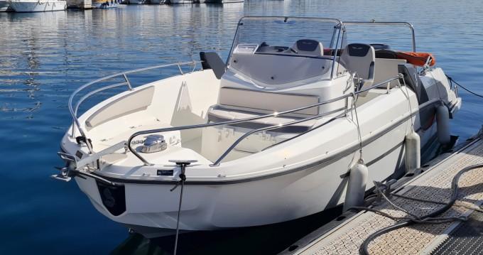 Rental Motorboat in L'Estaque - Bénéteau Flyer 7.7 SPACEdeck