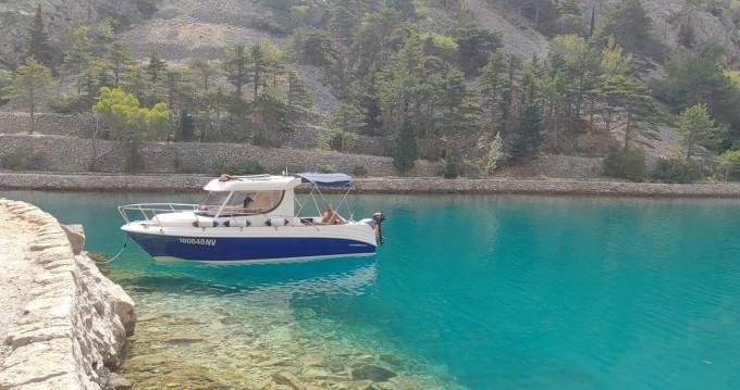 Atlantic Adventure 660 between personal and professional Stara Novalja