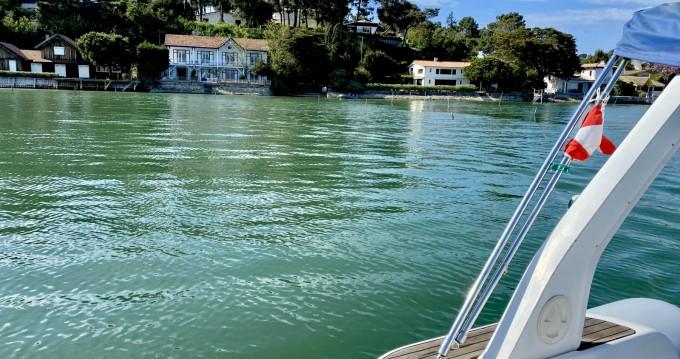 Rental yacht Cap Ferret - Capelli Tempest 750 Top on SamBoat