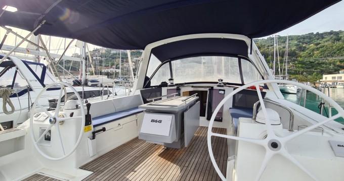 Boat rental Reggio di Calabria cheap Oceanis 45