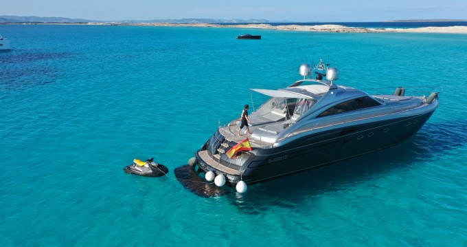 Rental yacht Ibiza Island - Princess Princess V65 on SamBoat