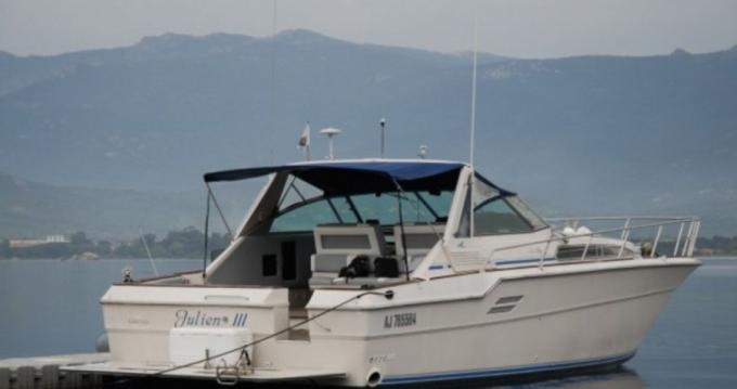 Rental Motorboat in Porto-Vecchio - Sea Ray Sea Ray 460 EC