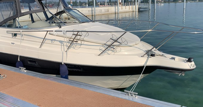Hire Motorboat with or without skipper Maxum Ermatingen