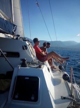 Boat rental petrachi 32 in Ibiza Island on Samboat