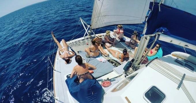 Rent a petrachi 32 Ibiza Island