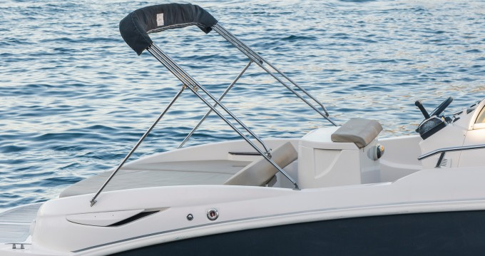 Rental Motorboat in Marina di Stabia - Mano Marine 23.10