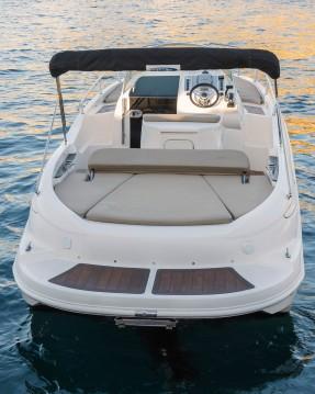 Mano Marine 23.10 between personal and professional Marina di Stabia