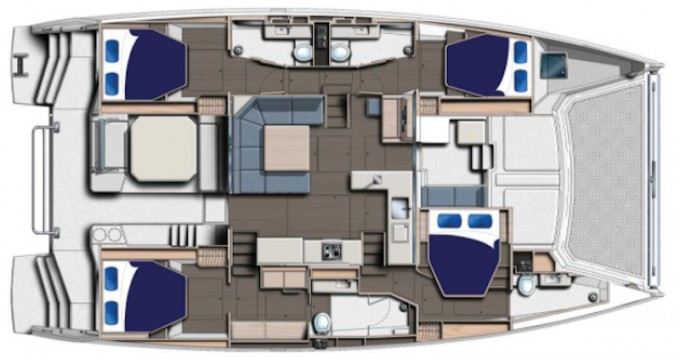 Boat rental Road Town cheap Moorings 5000