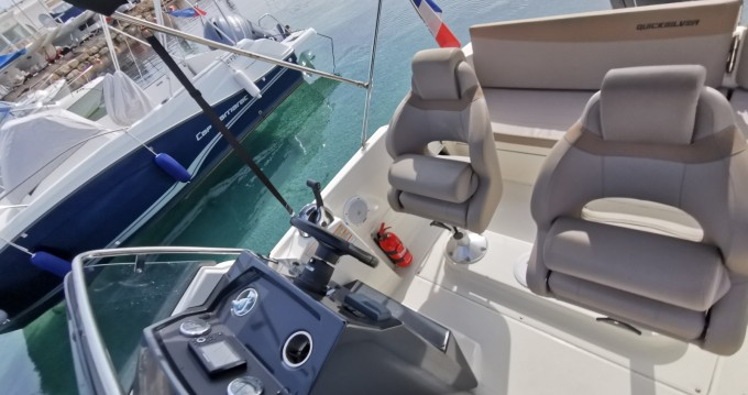 Rental yacht Cannes - Quicksilver Activ 605 Open on SamBoat