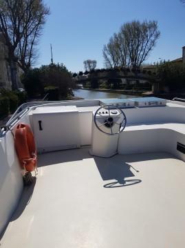 Boat rental Narbonne cheap 35