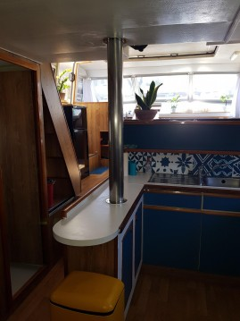 Canal boat for rent Narbonne at the best price