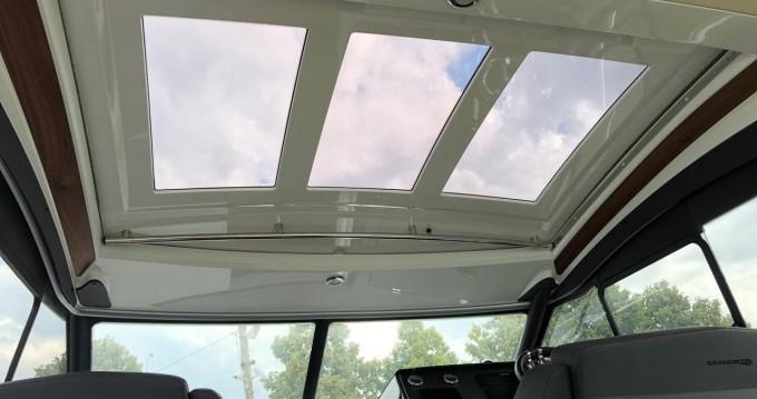 Boat rental Grandezza Grandezza 280C in Sukošan on Samboat