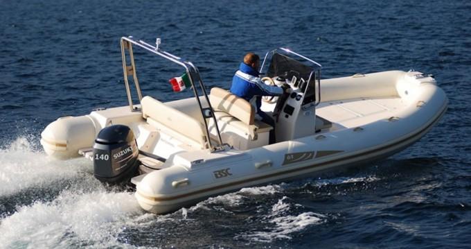 Rental yacht Saint-Raphaël - Colzani-Ricambi BSC61 on SamBoat