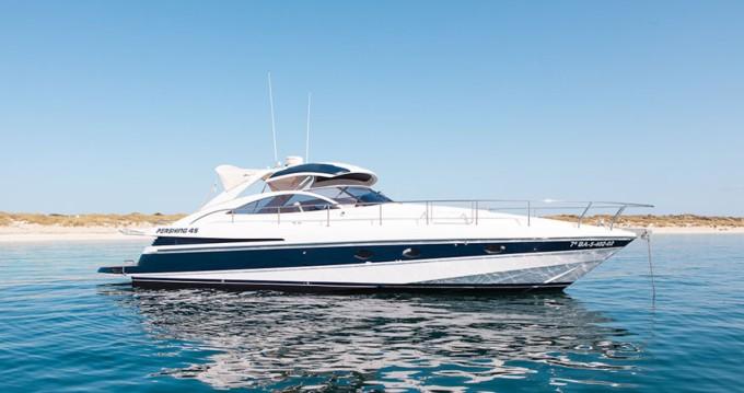 Rental yacht Ibiza Town - Pershing Pershing 45 on SamBoat