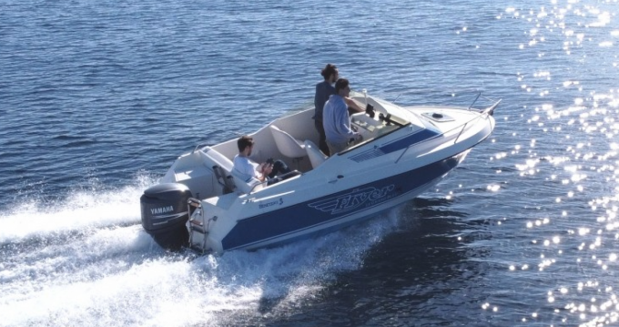 Boat rental Six-Fours-les-Plages cheap Flyer Serie 5