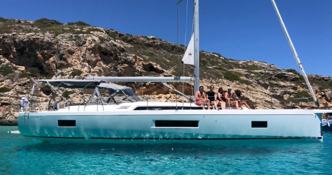 Bénéteau Oceanis 51.1 between personal and professional Cala d'Or