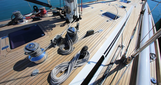 Hire Sailboat with or without skipper  Šibenik