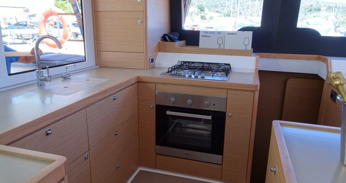Hire Catamaran with or without skipper Dufour Salerno