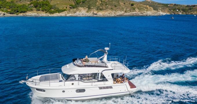 Rental yacht Veruda - Bénéteau Swift Trawler 41 Fly on SamBoat