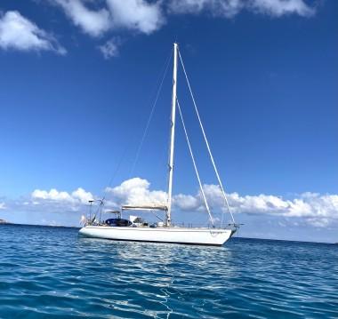 Boat rental Sorrento Vagabundo 53 pies in Ibiza Island on Samboat