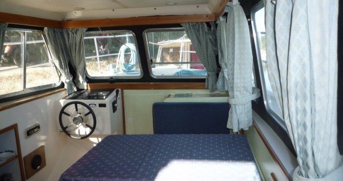 Hire Canal boat with or without skipper Northstar Agde