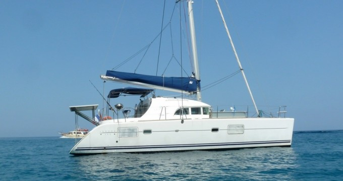 Hire Catamaran with or without skipper Lagoon Arbatax