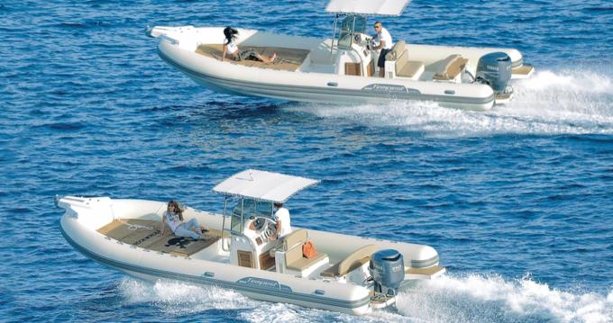 Boat rental Arbatax cheap Tempest 900 WA