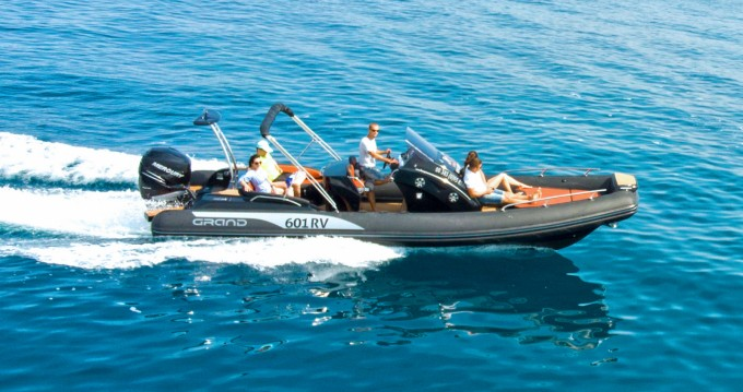 RIB for rent Rovinj at the best price