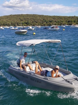 ROTO 450 between personal and professional Rovinj