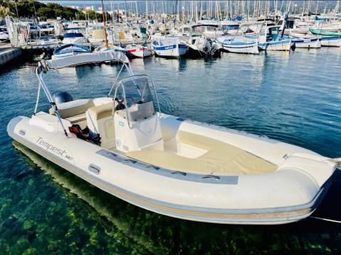 Rental RIB in La Ciotat - Nuova Jolly King 600 Exclusive