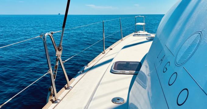 Rental yacht Capo d'Orlando - Lagoon Lagoon 380 S2 on SamBoat