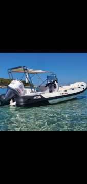 Hire RIB with or without skipper Selva Saint-Florent