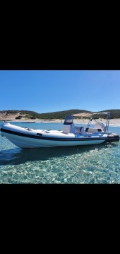 Boat rental Saint-Florent cheap Selva D700