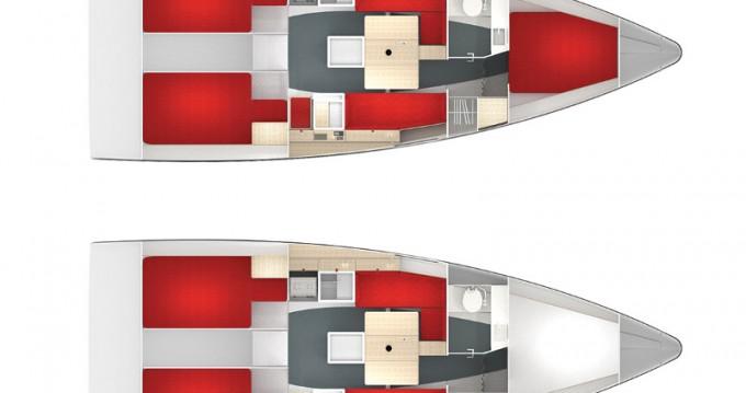 Rental Sailboat in Bas du Fort - Pogo Structures Pogo 36