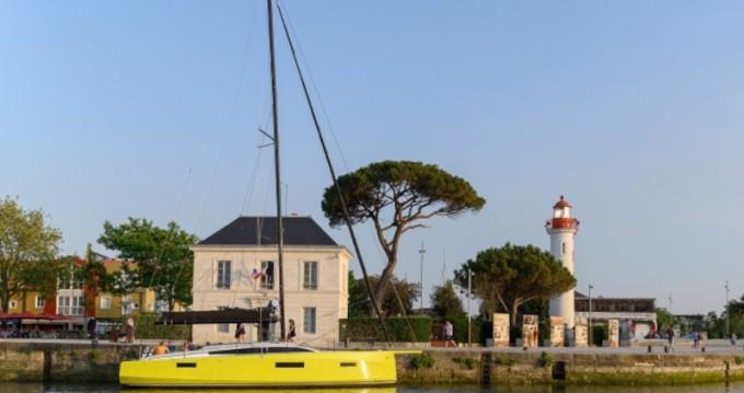 Rental Sailboat in Bas du Fort - Fora Marine RM1180