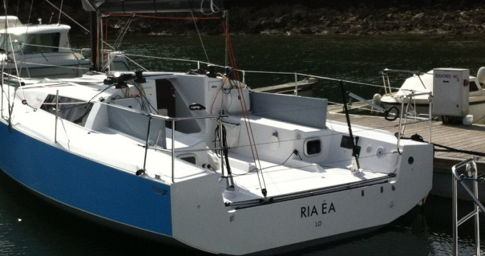 Rental yacht Bas du Fort - Pogo Structures Pogo 30 on SamBoat