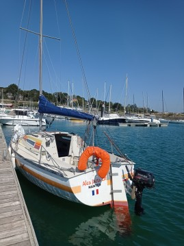 Boat rental Pornic cheap First 22