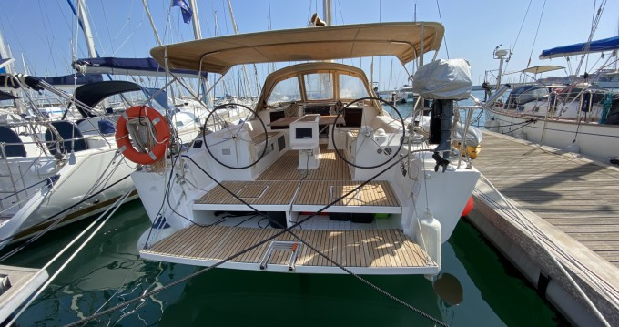 Dufour Dufour 410 Grand Large between personal and professional Valencia