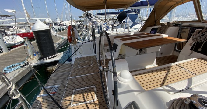 Boat rental Valencia cheap Dufour 410 Grand Large