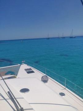 Hire Catamaran with or without skipper Fountaine Pajot Barcelona