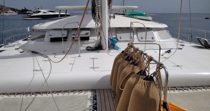 Boat rental Barcelona cheap Marquises 56