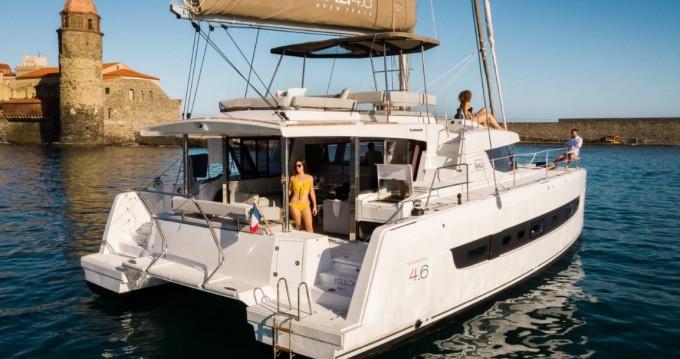 Boat rental Bali Catamarans Bali 4.6 in Barcelona on Samboat