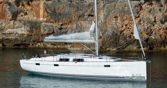 Boat rental Ibiza Town cheap Hanse 415