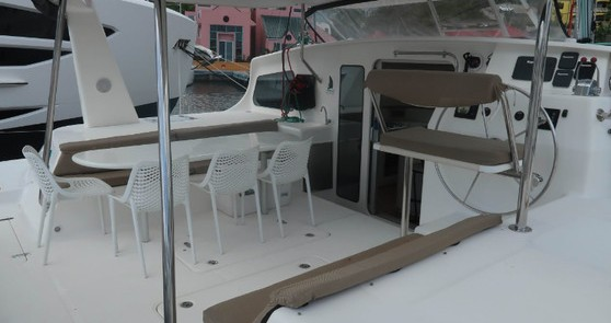 Rental Catamaran in Tortola - Voyage Voyage 520