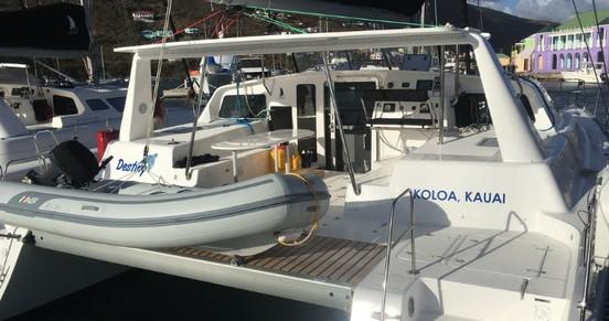 Rent a Voyage Voyage 480 Tortola