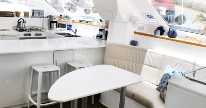 Rental Catamaran in Tortola - Voyage Voyage 480