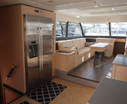 Fountaine Pajot My 44 between personal and professional Tortola