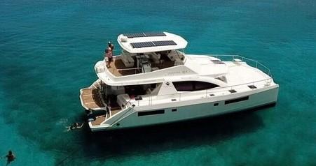Rental yacht Tortola - Roberston Caine/Leopard Leopard 51 PC on SamBoat